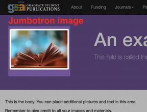 Jumbotron image
